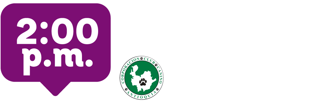 Exhibición club canino