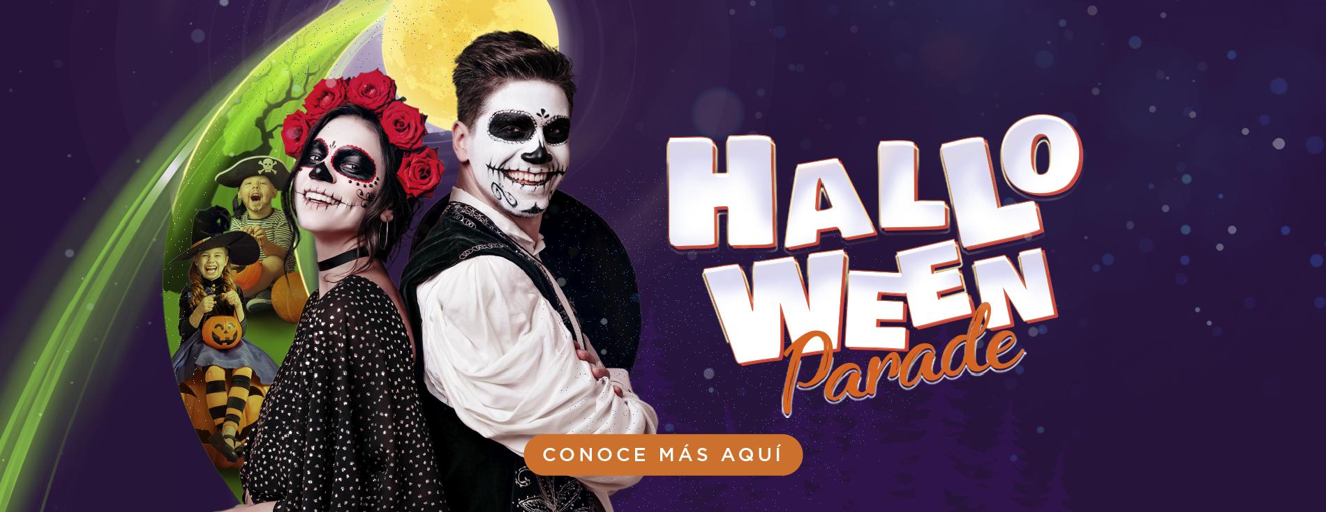 Halloween Parade - Barranquilla