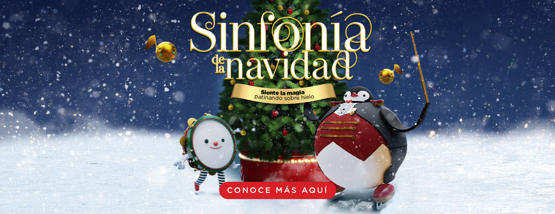 Sinfonía de navidad - Tunja