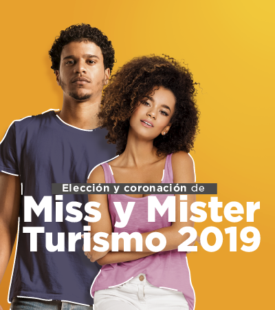 Miss y mister turismo Colombia - Buenaventura