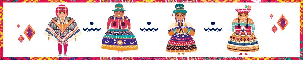 Prendas de vestir Incas