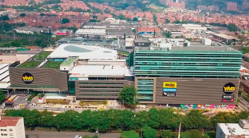 Centro comercial Viva Envigado