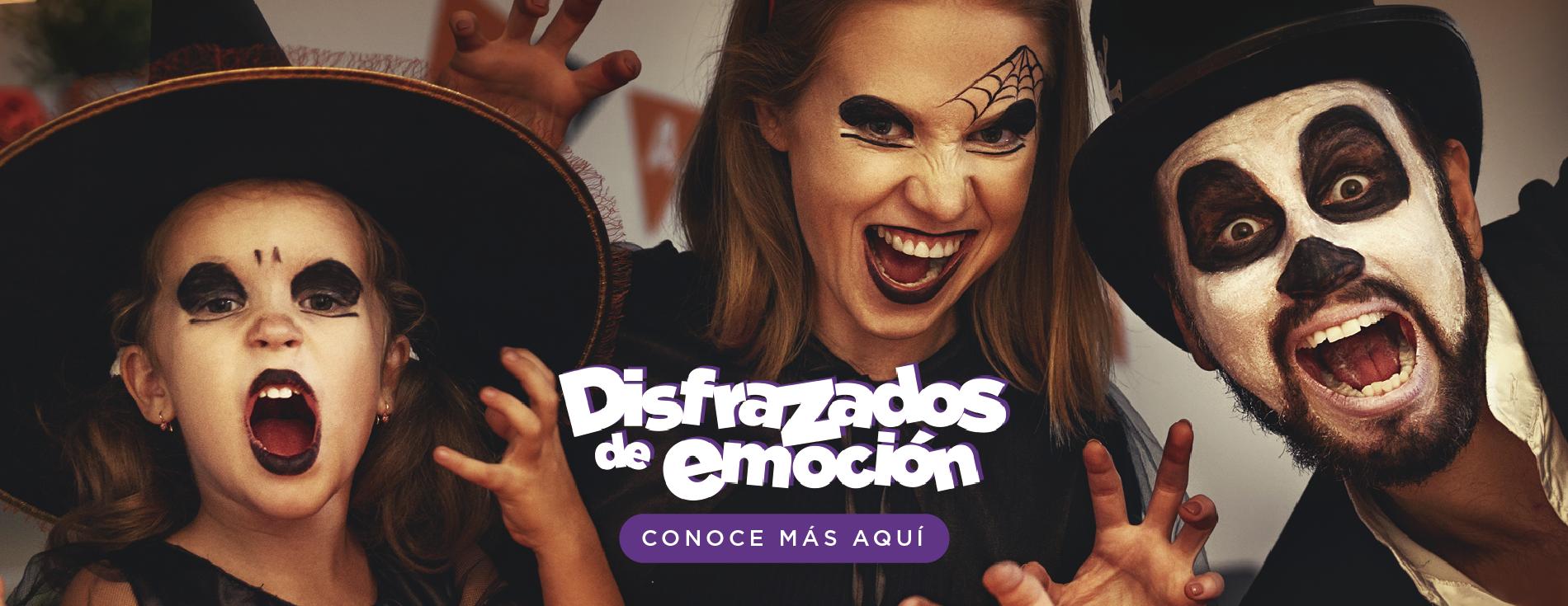 Fiesta de Halloween - La ceja