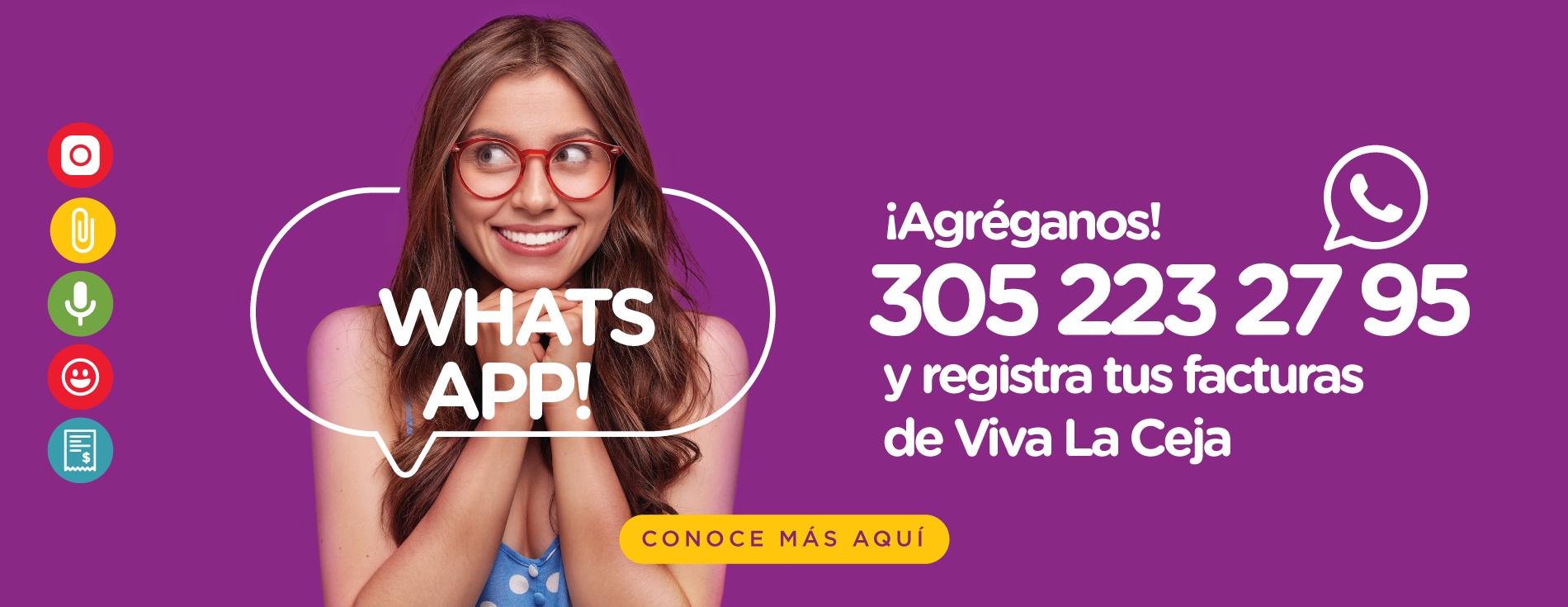 Whatsapp - La Ceja