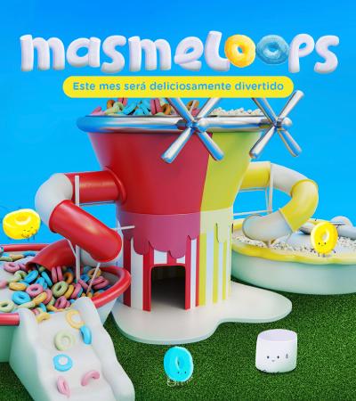 Masmeloops - Wajiira