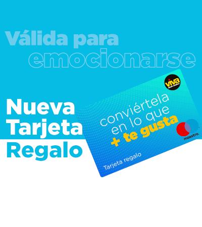 Tarjeta  Regalo - Envigado