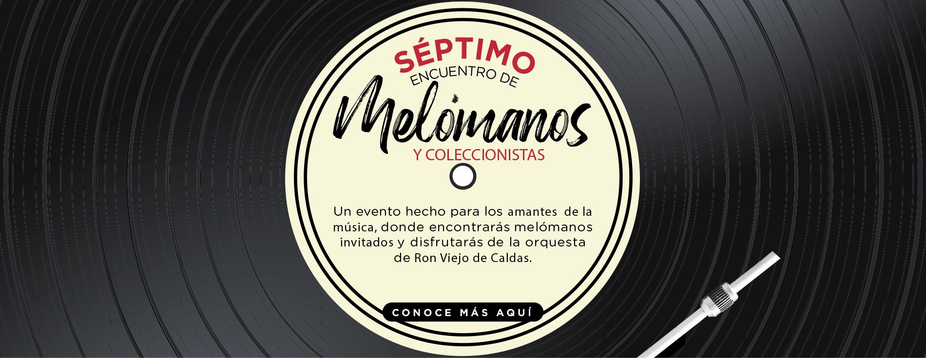 Melómanos y Coleccionistas - Buenaventura