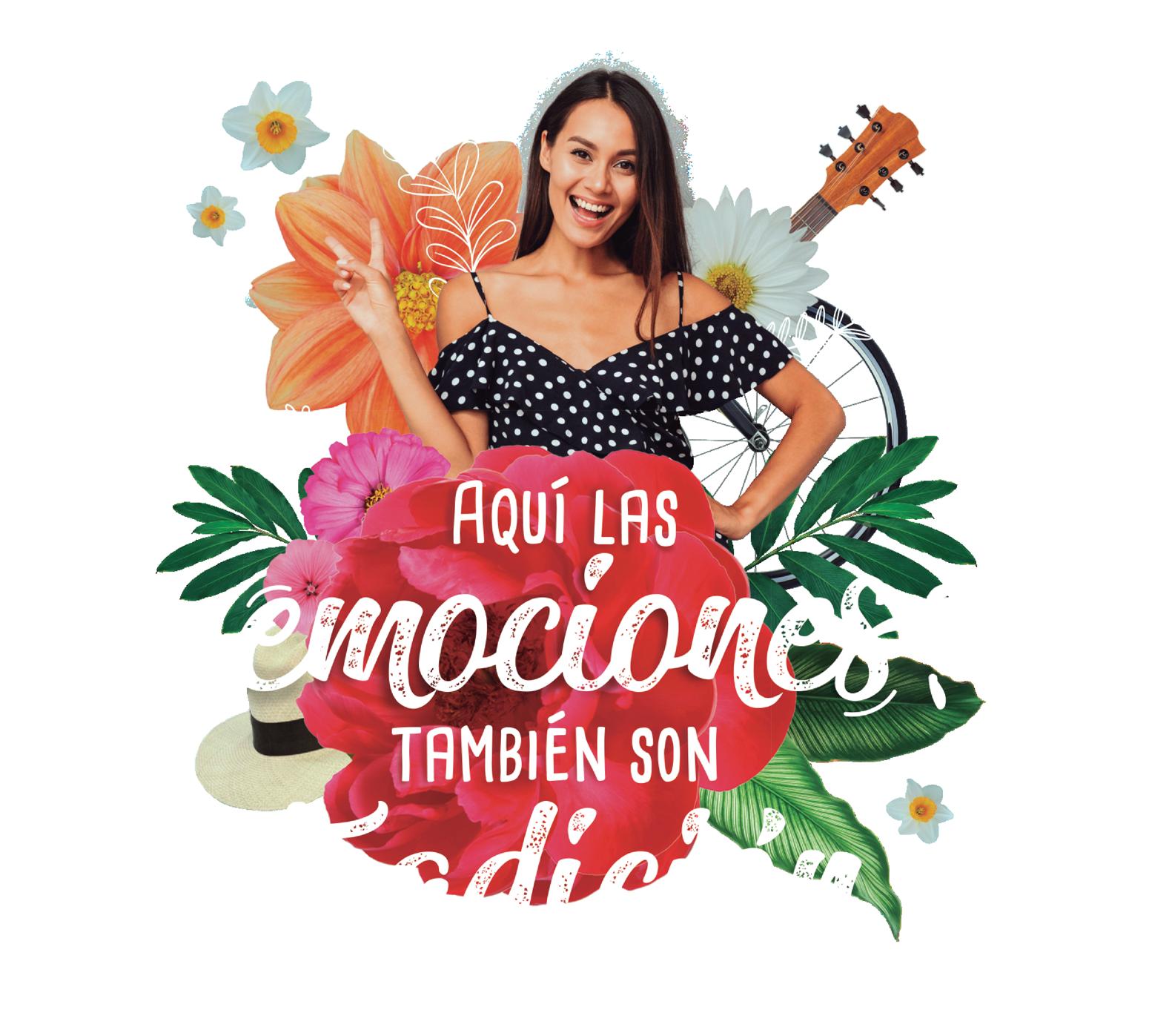 Aquí las emociones también son tradición