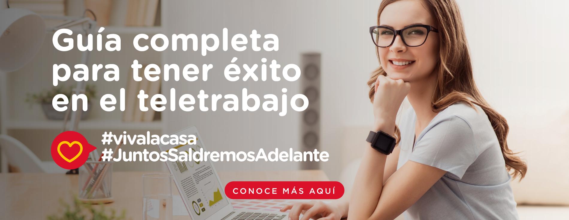 Guía completa para tener éxito en el teletrabajo. -  Villavicencio
