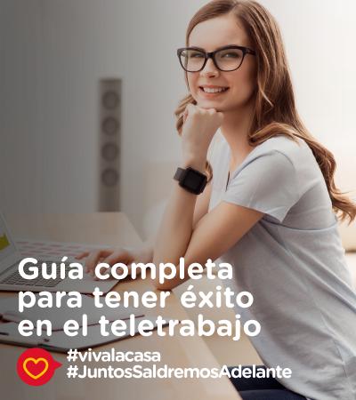 Guía completa para tener éxito en el teletrabajo - Barranquilla