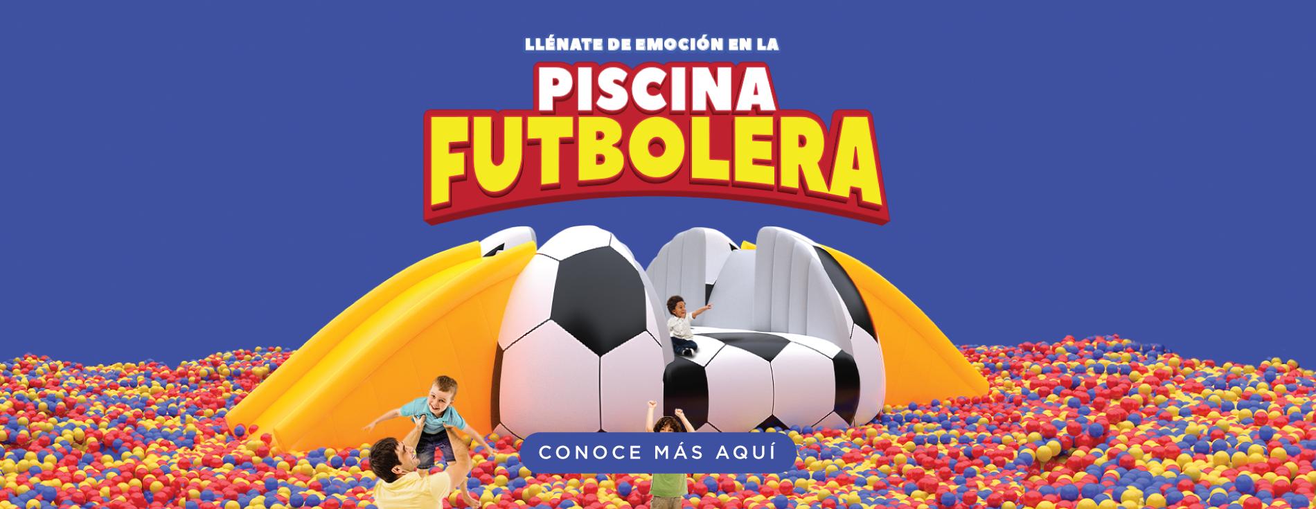 Piscina futbolera - Tunja