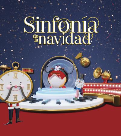 Sinfonía de navidad - Laureles