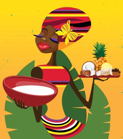Feria del dulce - Barranquilla
