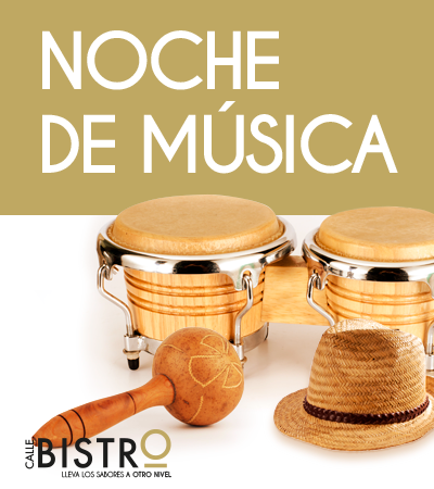 Noches de música en Vivo - Barranquilla