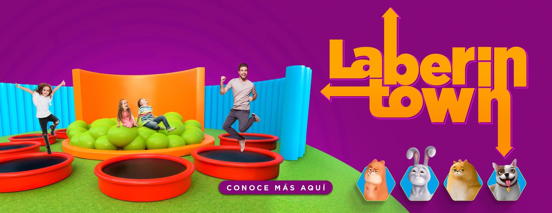Laberintown - Barranquilla