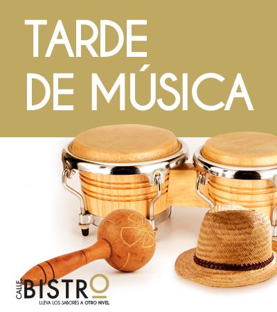Tarde de música - Barranquilla