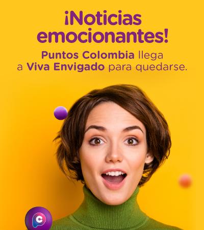 Puntos Colombia - Envigado