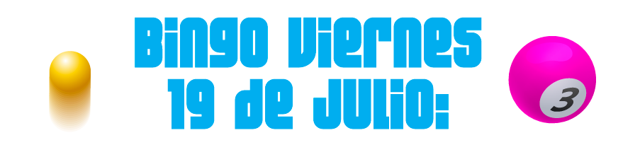 Bingo 19 de julio Viva Caucasia