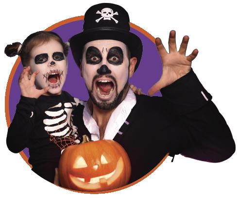 Halloween en Viva La Ceja