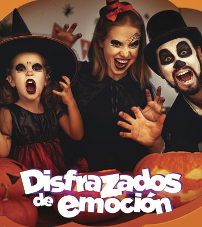 Fiesta de Halloween - Villavicencio
