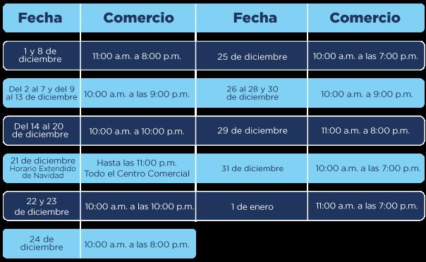 Horario Novenas Villavicencio