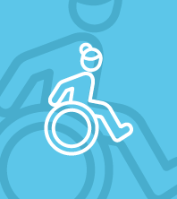 Celdas para personas con movilidad reducida