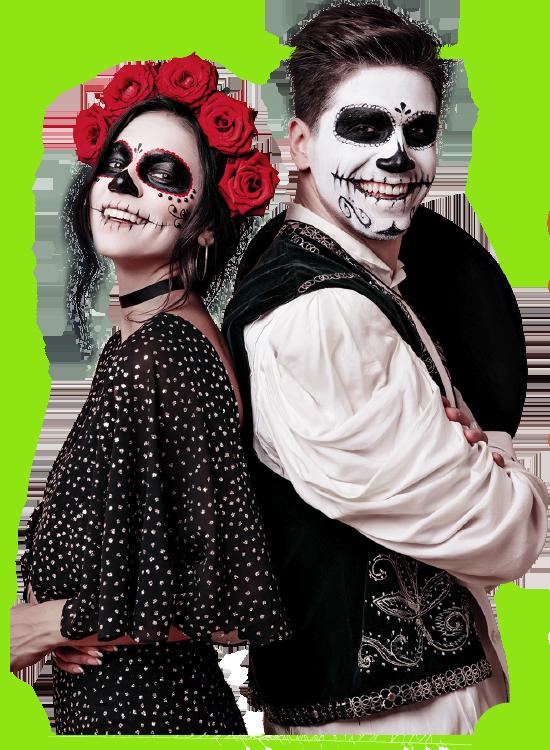 Halloween en Viva Barranquilla