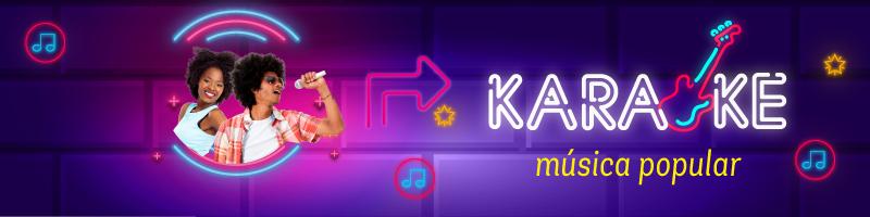 Karaoke música popular - Buenaventura