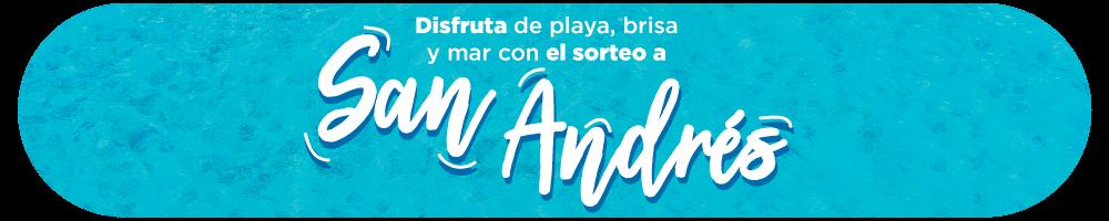 Escápate a San Andrés