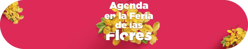 Agenda en la feria de flores - Viva Caucasia