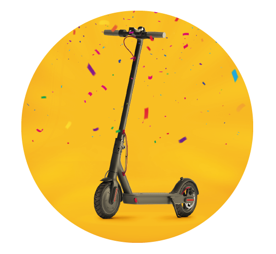 Scooter EMOVE
