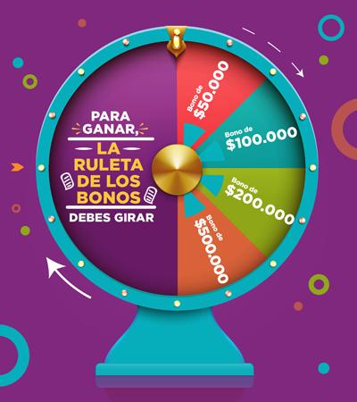 La Ruleta de los Bonos - Fontibón