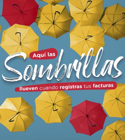 Aquí las sombrillas llueven - Buenaventura