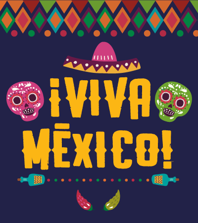 Celebración a la mexicana - Laureles