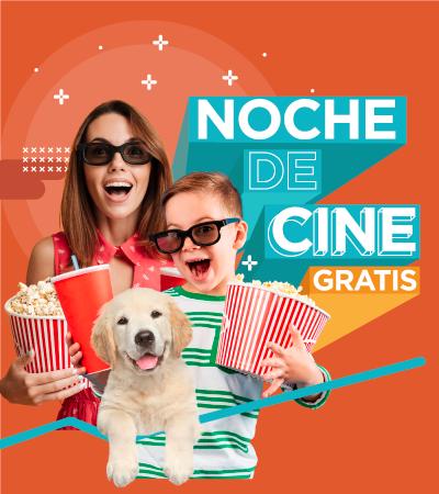 Noches de cine gratis - Laureles