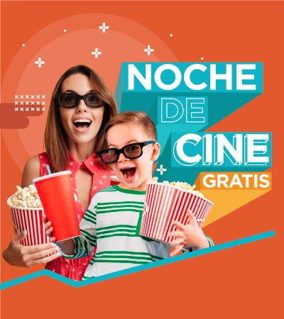 Martes de cine - Laureles