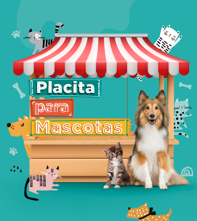 Placita de mascotas - Laureles