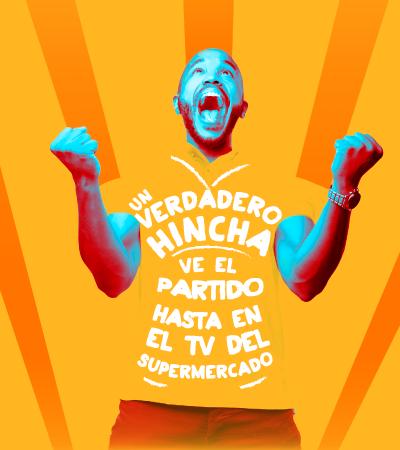 Vístete de camiseta - Buenaventura