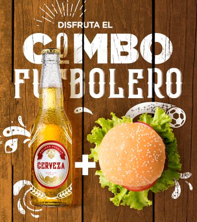 Festival de la hamburguesa y la cerveza - La ceja
