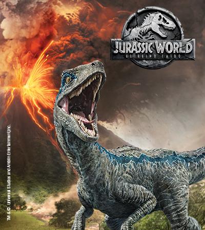 Jurassic World - Barranquilla