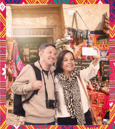 ¡La aventura al Perú comienza en viva!