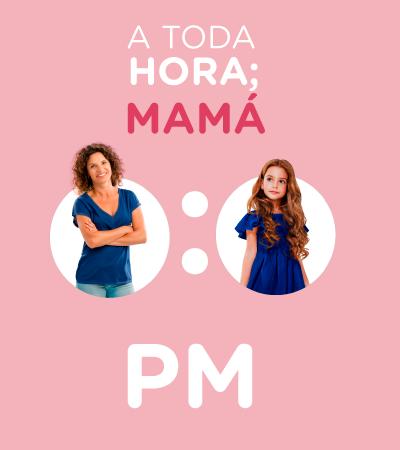 Una mamá no tiene horario - La ceja