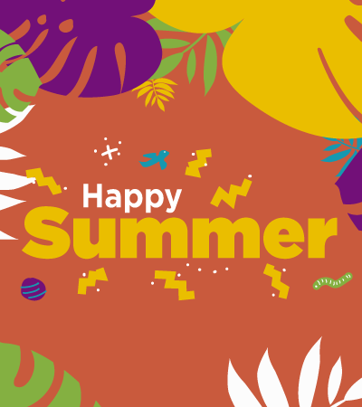 Happy summer - Laureles