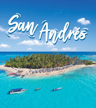 Escápate a San Andrés - Fontibón