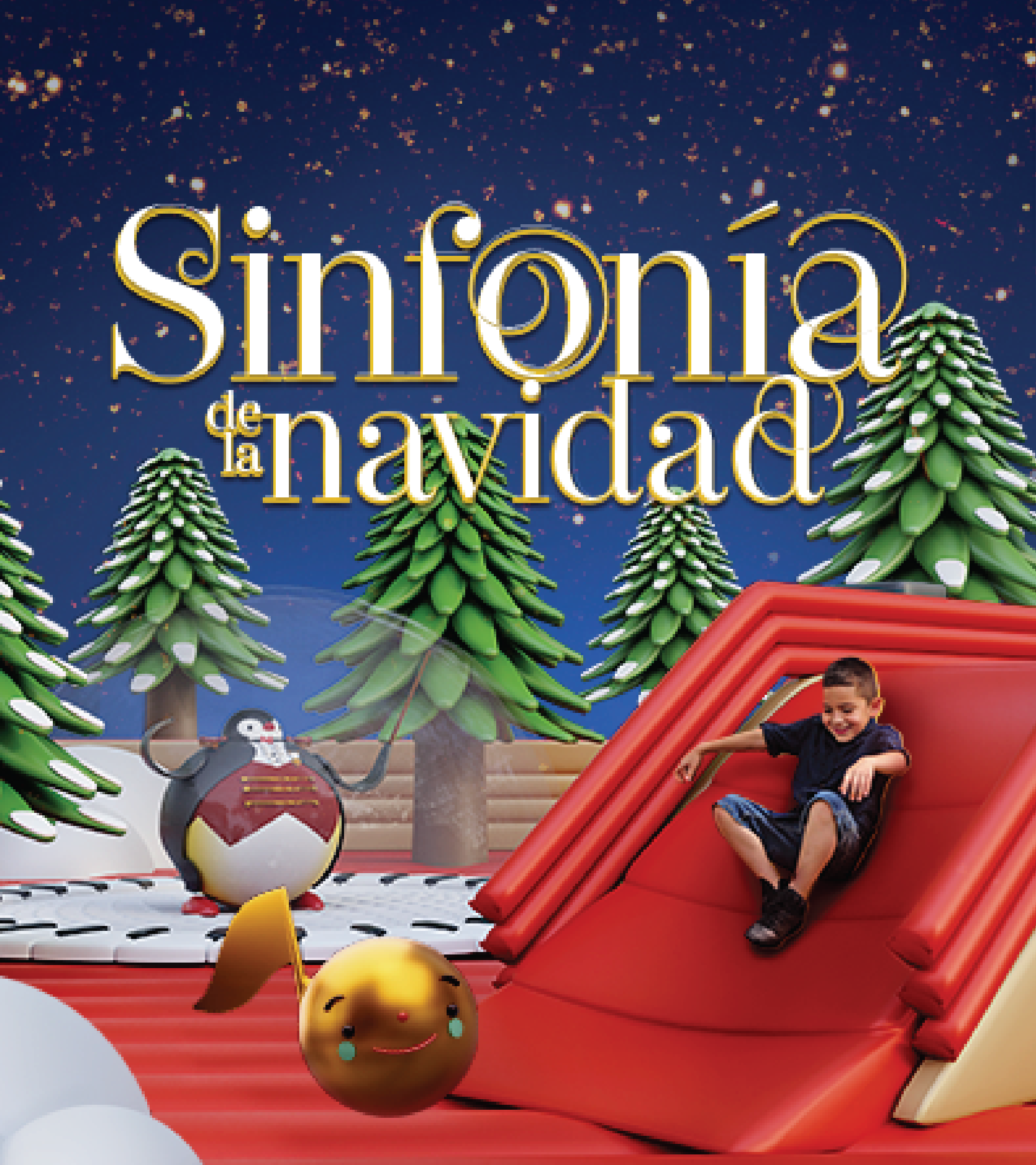 Sinfonía de navidad - Villavicencio