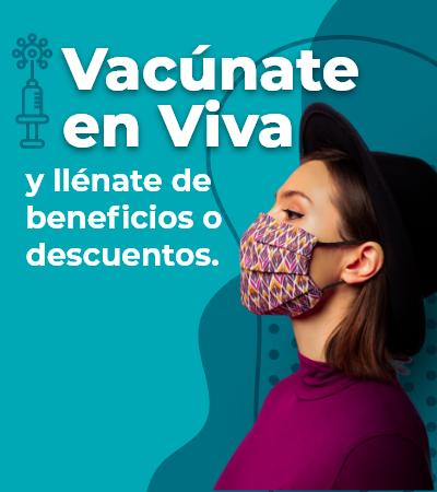 Vacunate en Viva - La ceja