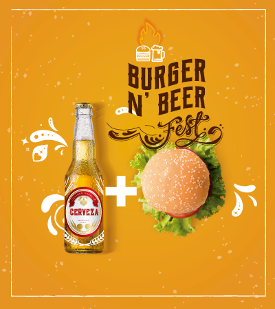 Burger and beer fest - La ceja