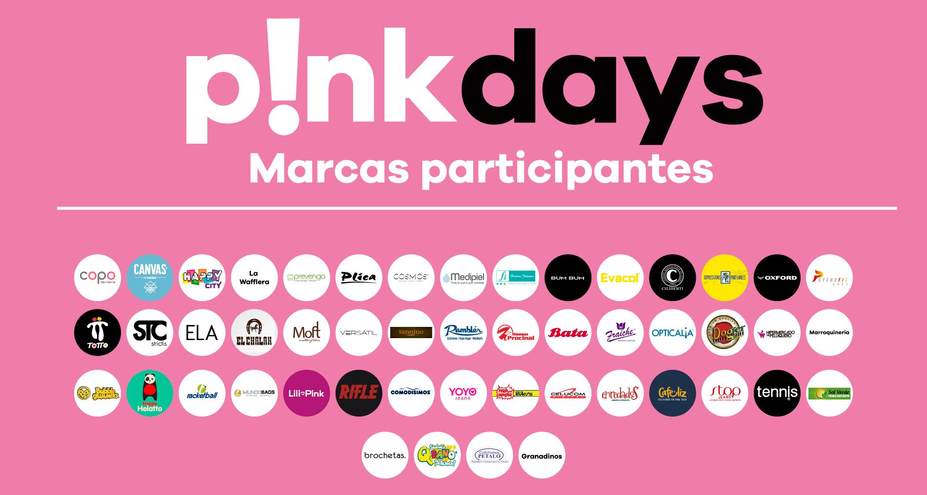 Pink days - La ceja