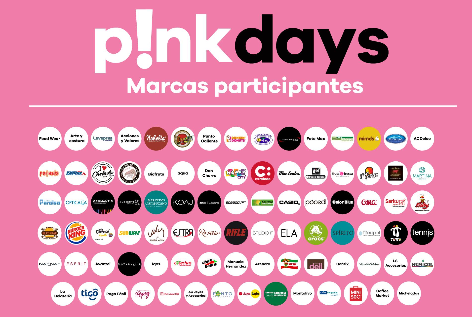 Pink days - Laureles