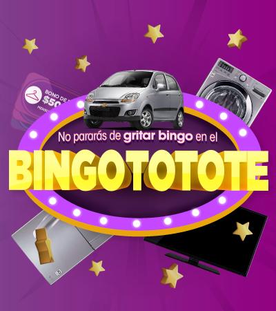 Bingototote - Sincelejo